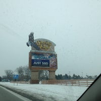 Photo taken at Soaring Eagle Casino & Resort by Ginger E. on 1/27/2013