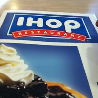 Photo taken at IHOP by Chris C. on 1/12/2013