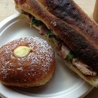Photo taken at Sullivan Street Bakery by Dan S. on 1/4/2013