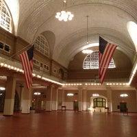 Photo taken at Ellis Island Immigration Museum by Biz T. on 7/26/2013