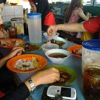 Photo taken at Pasar Cempaka by Ria M. on 11/19/2012