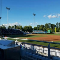 Photo taken at PK Park by jenette k. on 6/25/2016