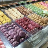 Photo taken at MacarOn Café by Jacin L. on 12/22/2012