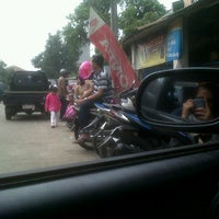 Photo taken at Pasar Atas Cimahi by Aliya A. on 5/12/2013