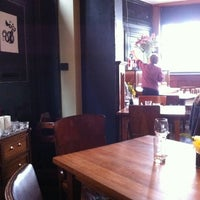 Photo taken at Bacchus by Oksana K. on 11/9/2012