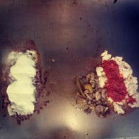 Photo taken at Cosmos Cheesesteaks and Chesse Fries by Jessie S. on 11/7/2012