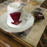 Photo taken at Sıla Cafe by Elif Su E. on 2/8/2013