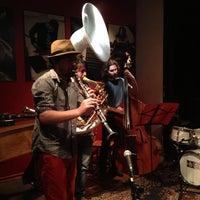 Photo taken at Thelonious, Lugar de Jazz by Daniela P. on 9/13/2013
