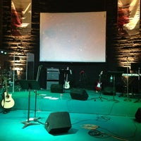 Photo taken at Kettering Assembly Of God by Nicole Nikki B. on 4/5/2013