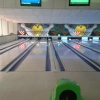 Photo taken at Via Bowling by Nathan A. on 11/25/2012
