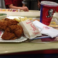 Photo taken at KFC by Viv on 10/19/2012