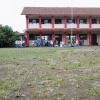 Photo taken at SMK Negeri 1 Cilegon by Rizki a. on 7/16/2013
