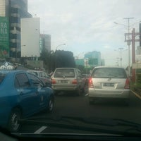 Photo taken at Toll Pluit-Slipi-Cawang by Muhamad Rois S. on 6/14/2013