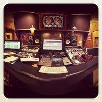 Photo taken at Ultrasuede Studio by Brian N. on 10/22/2011