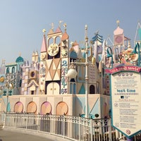 Photo taken at It's a Small World by 37 on 1/4/2014