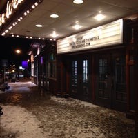 Photo taken at Westcott Theater by Ted B. on 1/9/2015