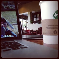 Photo taken at Starbucks by Robby D. on 10/26/2012
