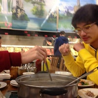 Photo taken at Oceanview Buffet Hot Pot by Stanley T. on 12/30/2012