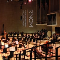 Photo taken at Royal Northern College of Music (RNCM) by Alex Z. on 1/8/2015