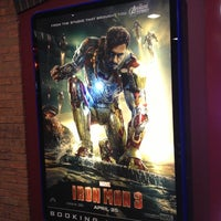 Photo taken at AMC Cinema by Alex Z. on 5/1/2013