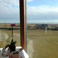 Photo taken at Old Course Hotel Golf Resort & Spa by Alison R. on 3/31/2013