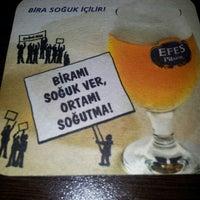 Photo taken at Efes Garden Pub by Yavuz A. on 6/8/2013