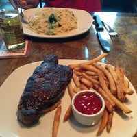 Photo taken at Outback Steakhouse by Stefan on 3/6/2013