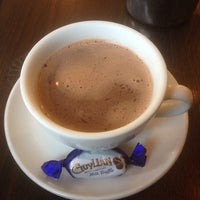 Photo taken at Guylian Chocolate Café by Hermann on 6/17/2013