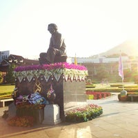 Photo taken at Mae Fah Luang University by Jakkapan S. on 2/5/2013