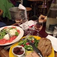 Photo taken at Café Zéphyr by Yury Z. on 10/22/2013