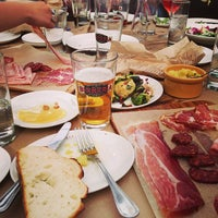 Photo taken at Birreria at Eataly by Melody T. on 3/24/2013