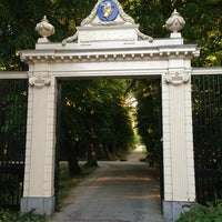 Photo taken at Park Frankendael by Boris K. on 7/18/2013