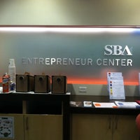 Photo taken at Small Business Assc. Entrepreneur Center by Christina H. on 9/14/2012