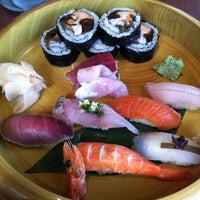 Photo taken at Sushi Ran by Christina H. on 9/17/2012