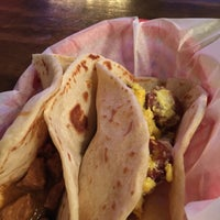 Photo taken at Chilosos Taco House by Tim B. on 3/15/2015