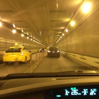 Photo taken at Queens-Midtown Tunnel by Raul on 7/26/2013