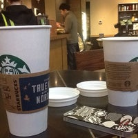 Photo taken at Starbucks by Снежана Ф. on 2/15/2016