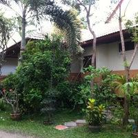 Photo taken at Charliena Resort by Priyanto P. on 1/30/2013