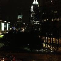 Photo taken at Radisson Hotel & Suites Austin Downtown by JC T. on 2/16/2013
