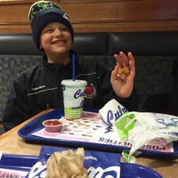 Photo taken at Culver's by John G. on 2/1/2016
