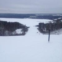 Снимок сделан в Красное озеро пользователем Дмитрий М. 2/13/2013