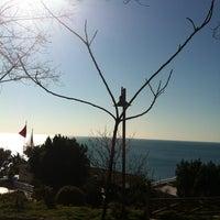 Photo taken at Paşa Cafe by Büşra S. on 1/31/2013