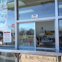 Photo taken at Andy's Frozen Custard by Leslie J. on 12/12/2012