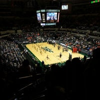 Photo taken at USF Sun Dome by Thomas G. on 1/6/2013