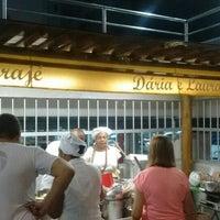 Photo taken at Acarajé da Dária e Laura by Mauro A. on 12/7/2015