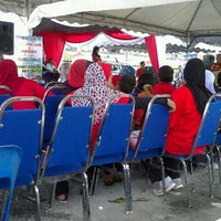 Photo taken at Bangunan Persekutuan Gerik by Siti N. on 12/1/2012