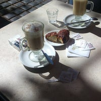 Photo taken at Dünken Cafe by German Andres G. on 4/19/2014