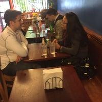 Photo taken at Cafe Ollin by Geraldine V. on 10/3/2015
