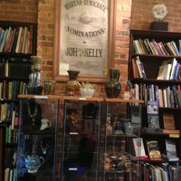 Photo taken at Riverby Books by Geraldine V. on 5/23/2013