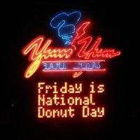 Photo taken at Yum Yum Bake Shops by Steven S. on 6/7/2014